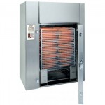 Kerres JS H-2250/1 Commercial Fish Smoker