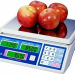 Excell FD3-P Series EC Approved Price Computing Scale