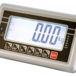 BW Weighing Indicator in ABS Case, EC Approved