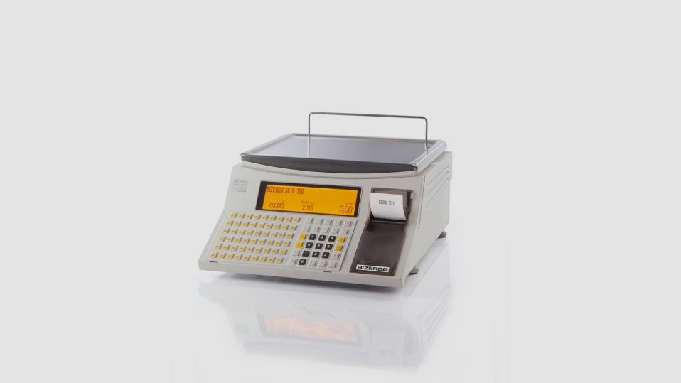 Bizerba Sc Ii 100 Basic Scale Baker Amp Nixon Ltd